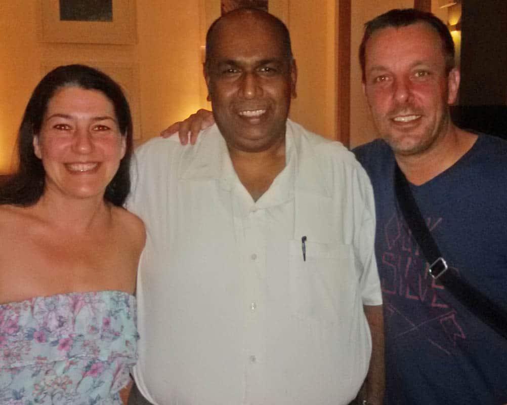 G20 - Sri Lanka Tour Driver with Car