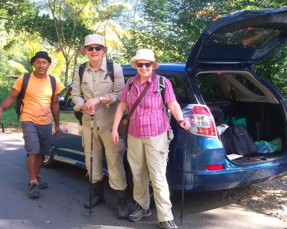 G22 - Sri Lanka Tour Driver with Car